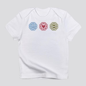 Peace Love Lost [dh_i] Infant T-Shirt